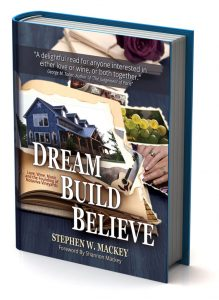 dream build believe virginia first winery memoir author stephen mackey wine vineyard notaviva