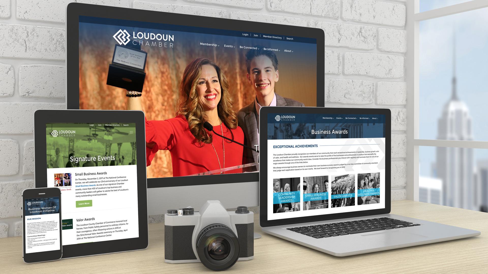 Web - Loudoun Chamber Website