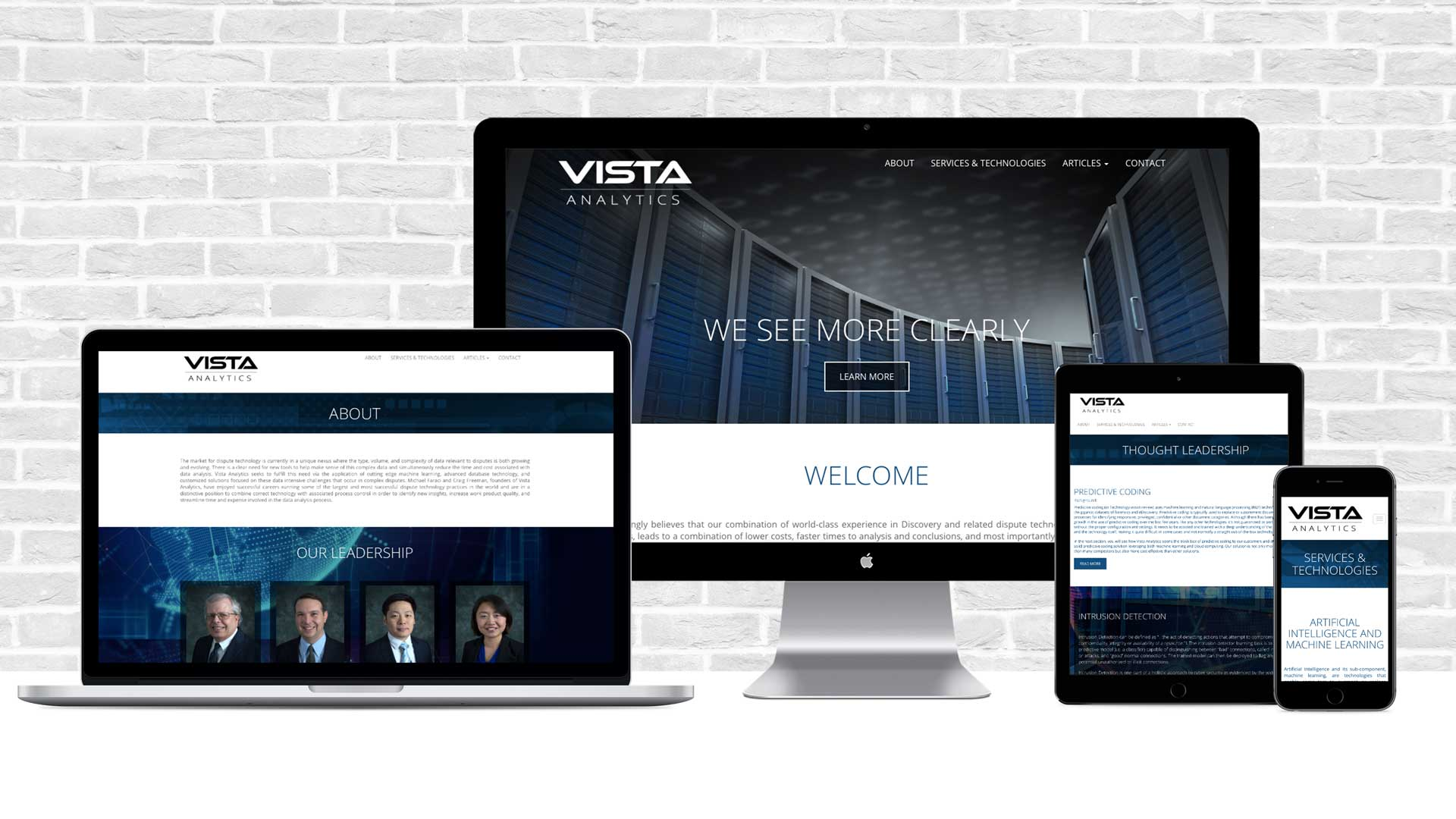 vista analytics legal tech creative marketing agency virginia colorado